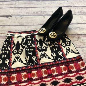 Stitch Fix Renee C Tribal Print Skirt